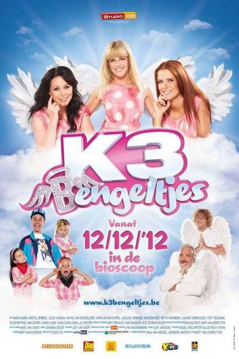 Poster K3 Bengeltjes
