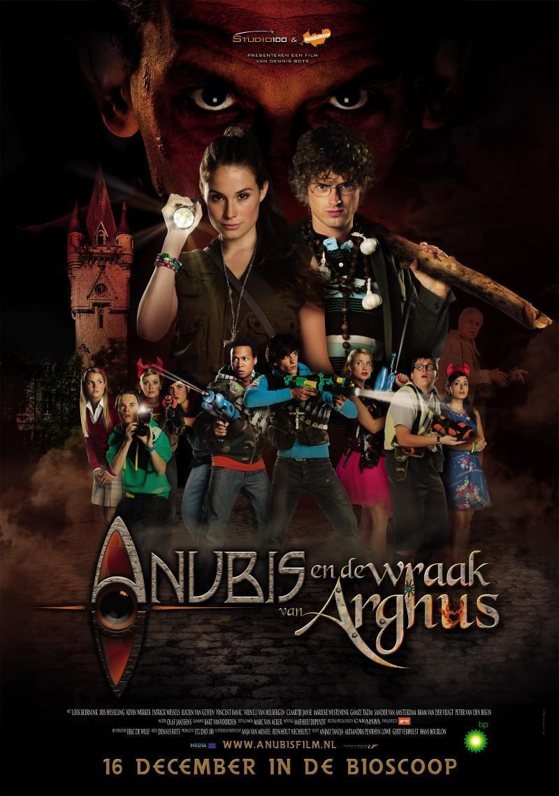 Poster Anubis en de wraak van Arghus