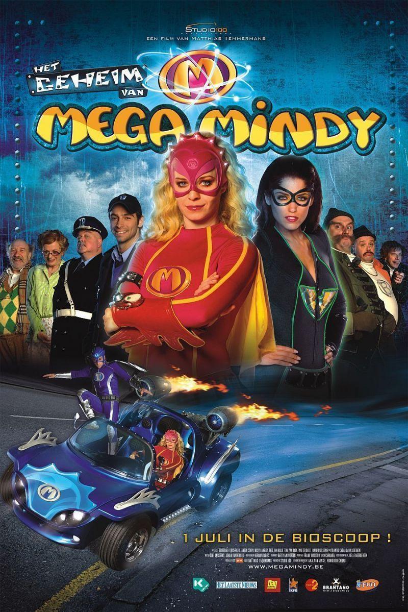 Poster Het geheim van Mega Mindy
