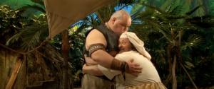 Florent Veldeman, Dirk Bosschaert in Piet Piraat en het zwaard van Zilvertand (2008)