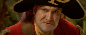 Peter Van De Velde in Piet Piraat en het zwaard van Zilvertand (2008)
