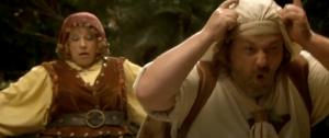 Anke Helsen, Dirk Bosschaert in Piet Piraat en het zwaard van Zilvertand (2008)