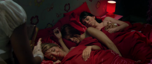 Kathleen Aerts, Karen Damen, Kristel Verbeke in K3 en de Kattenprins (2007)