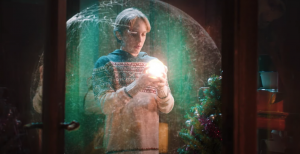 Mo Bakker in De familie Claus (2020)