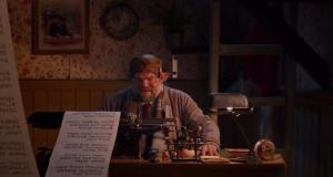 Stefaan Degand in De familie Claus (2020)