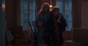Amber Metdepenningen, Bracha van Doesburgh, Mo Bakker in De familie Claus (2020)