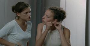 Veerle Baetens, Marie Vinck in De kus (2004)