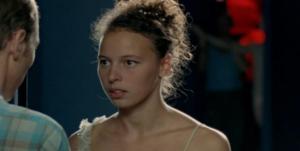 Marie Vinck in De kus (2004)