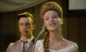 Micheline Van Hautem in Crazy Love (1987)