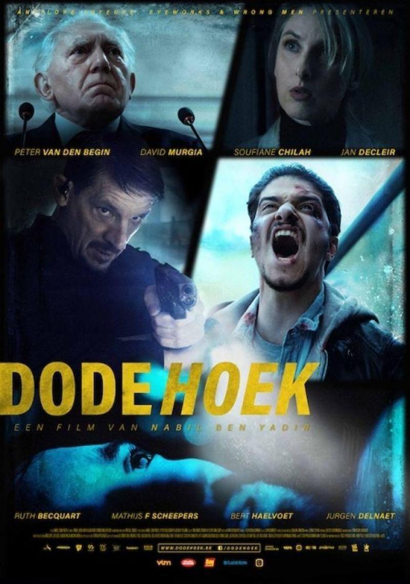 Poster Dode hoek