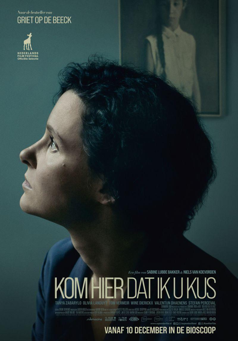 'Kom hier dat ik u kus', de eerste langspeelfilm van Sabine Lubbe Bakker en Niels van Koevorden.