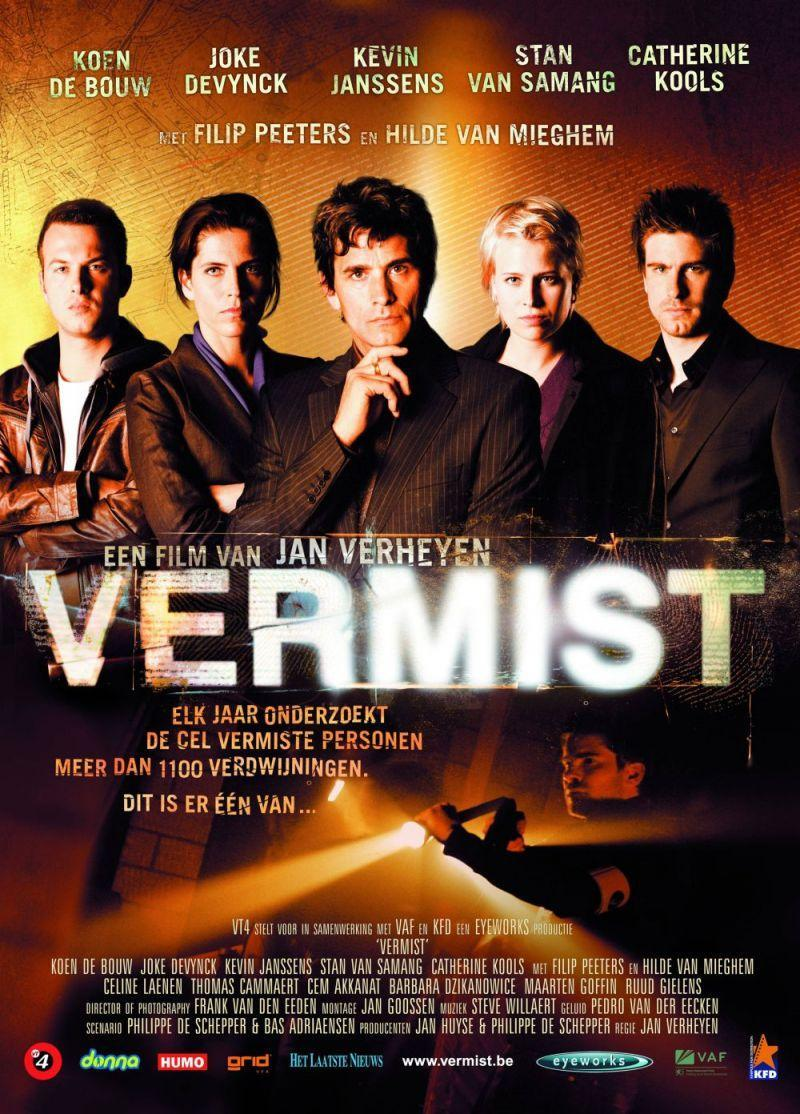 Poster Vermist