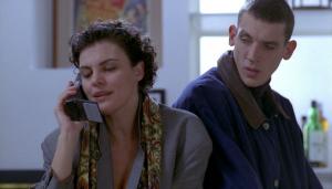Hilde Van Mieghem, Peter Van Den Begin in De zevende hemel (1993)