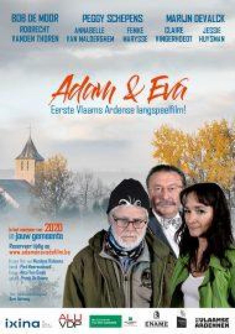 Poster Adam & Eva