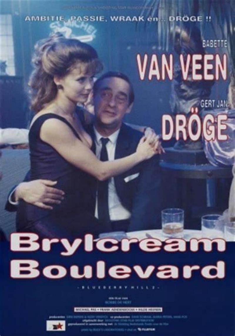 Poster Brylcream Boulevard