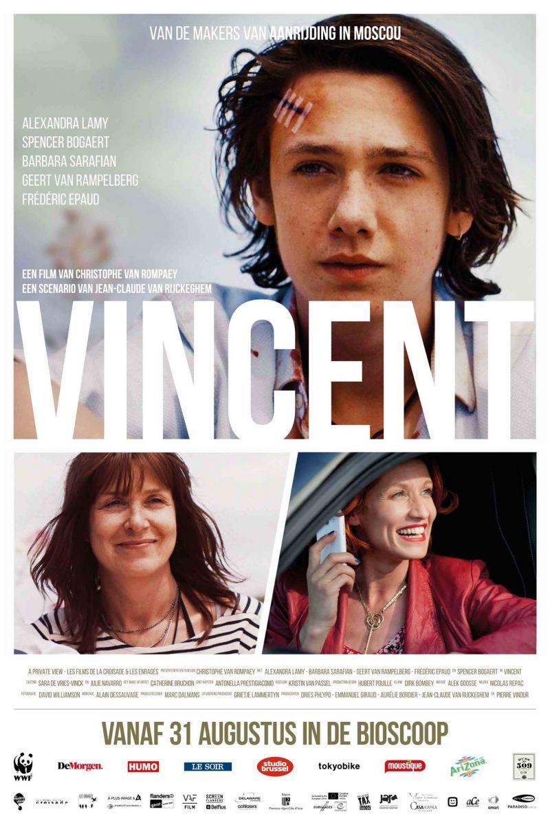 Poster Vincent