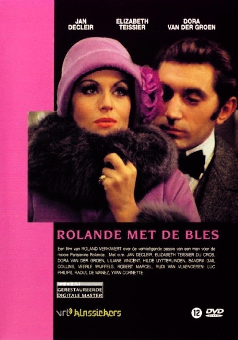 Poster Rolande met de Bles