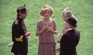 Hilde Uitterlinden in Rolande met de Bles (1973)