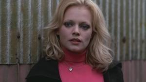 Doris Arden in Verbrande brug (1975)