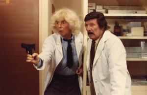 Gaston Berghmans, Leo Martin in Zware jongens (1984)