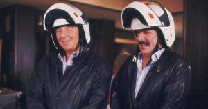 Gaston Berghmans, Leo Martin in Paniekzaaiers (1986)