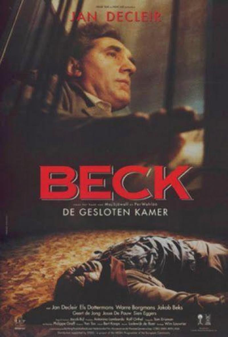 Poster Beck - De gesloten kamer