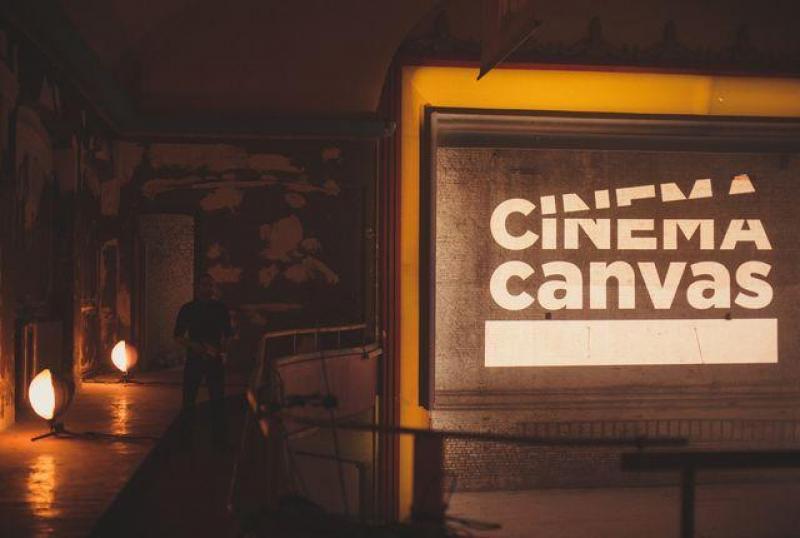 Om naar uit te kijken: Cinema Canvas