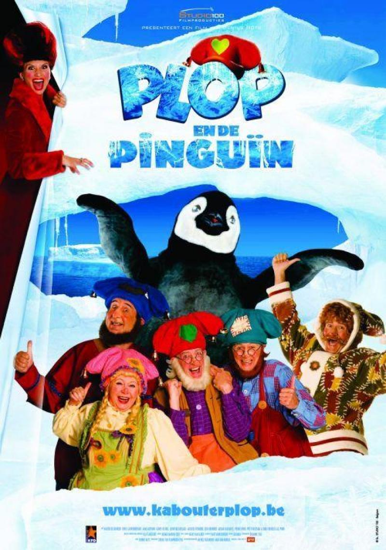 Poster Plop en de Pinguïn