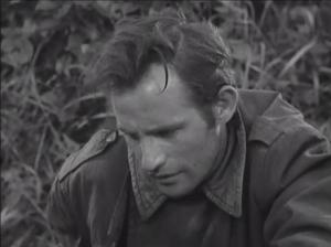 Julien Schoenaerts in Meeuwen sterven in de haven (1955)