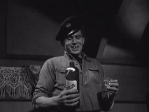 Meeuwen sterven in de haven (1955)