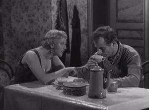 Dora van der Groen, Julien Schoenaerts in Meeuwen sterven in de haven (1955)