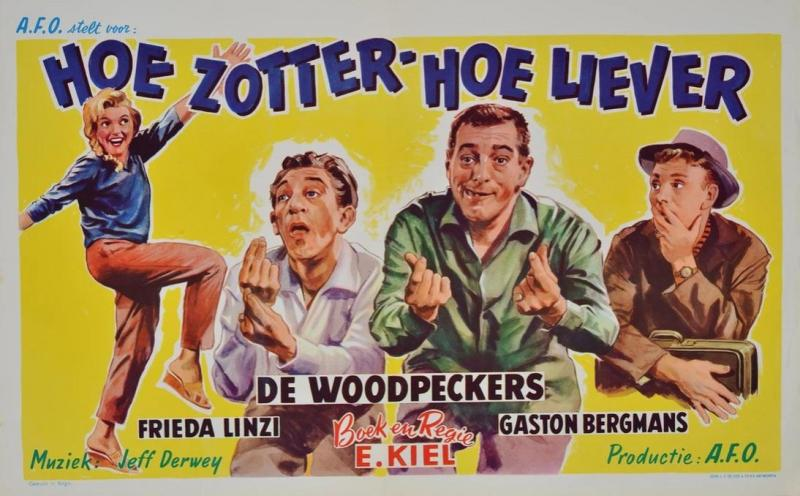 Poster Hoe zotter, hoe liever