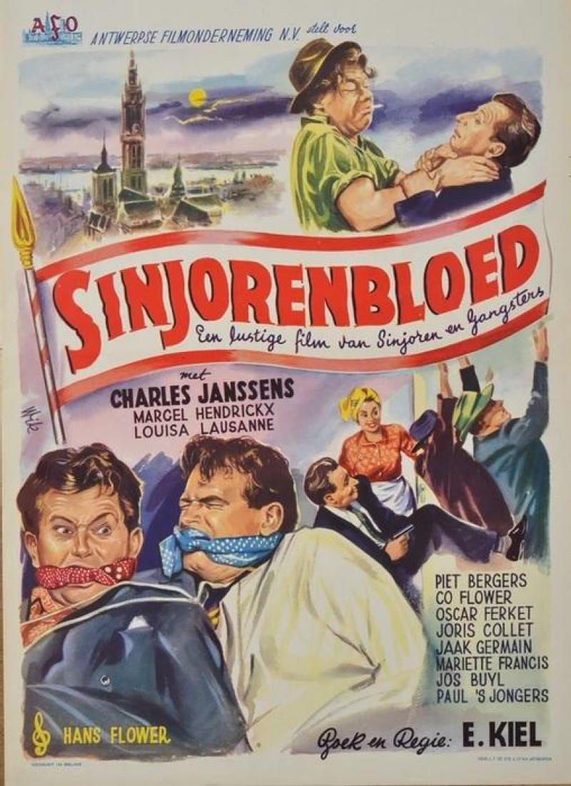 Poster Sinjorenbloed