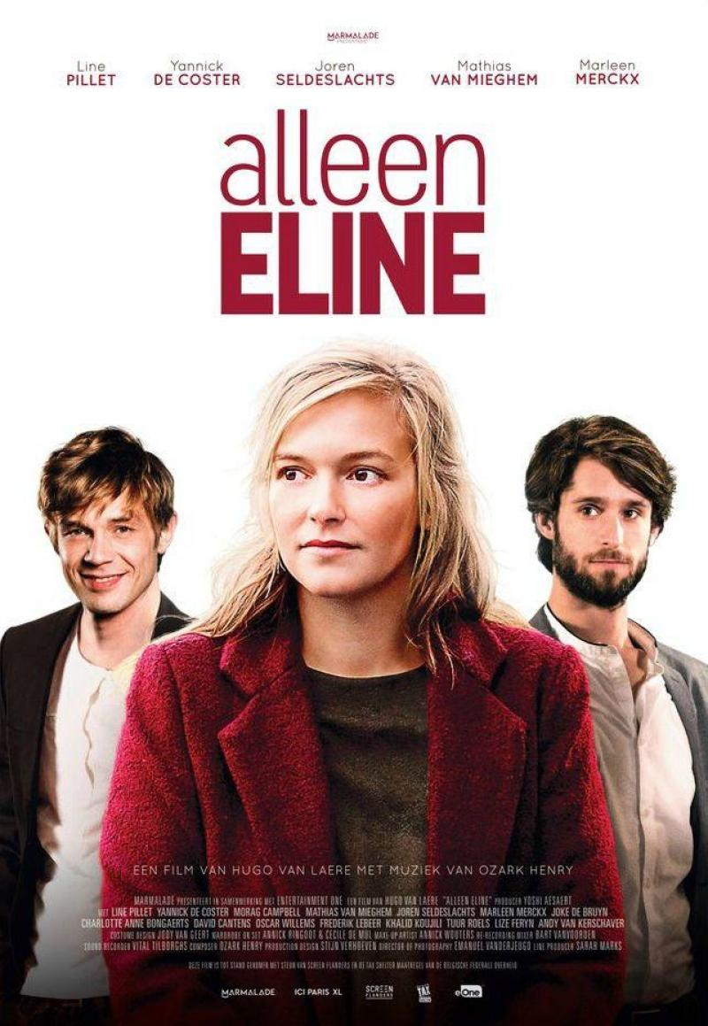Poster Alleen Eline