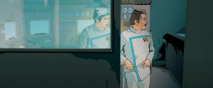Matteo Simoni, Frank Focketyn in ZOOks (2018)