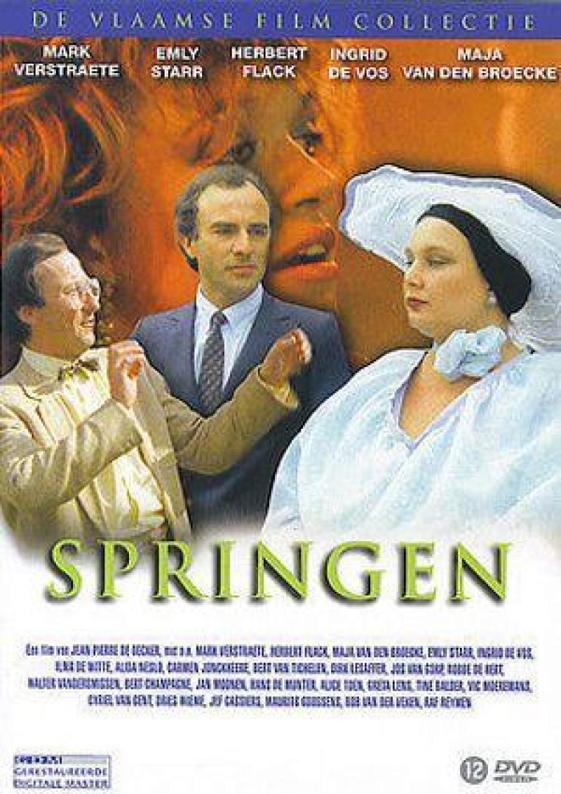 Poster Springen