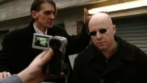Peter Van Den Begin, Frank Vander Linden in Film 1 (1999)