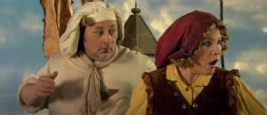 Dirk Bosschaert, Anke Helsen in Piet Piraat en het Vliegende Schip (2006)