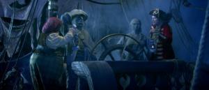 Peter Van De Velde in Piet Piraat en het Vliegende Schip (2006)