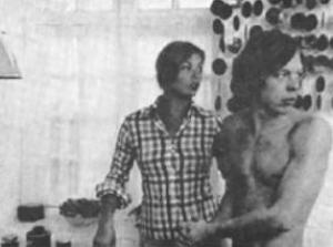 Hanny Vree, Hans Royaards in Salut en de kost (1974)