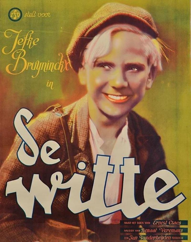 Poster De Witte