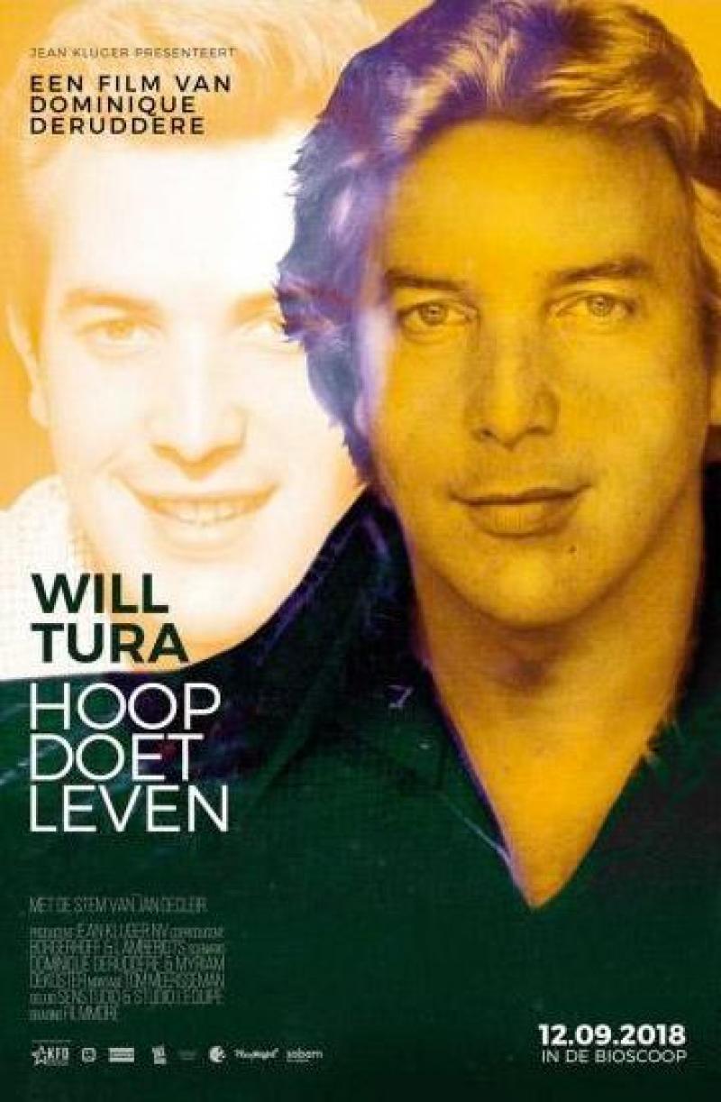 Poster Will Tura, Hoop Doet Leven