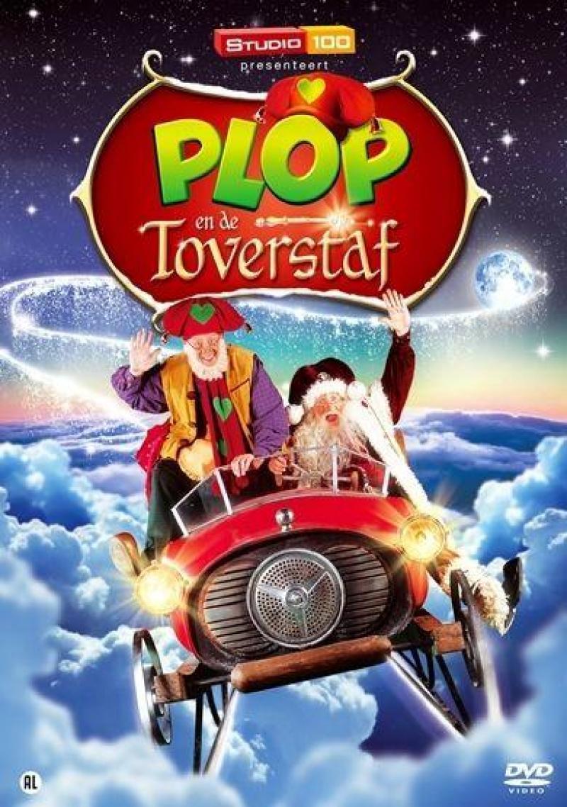 Poster Plop en de Toverstaf