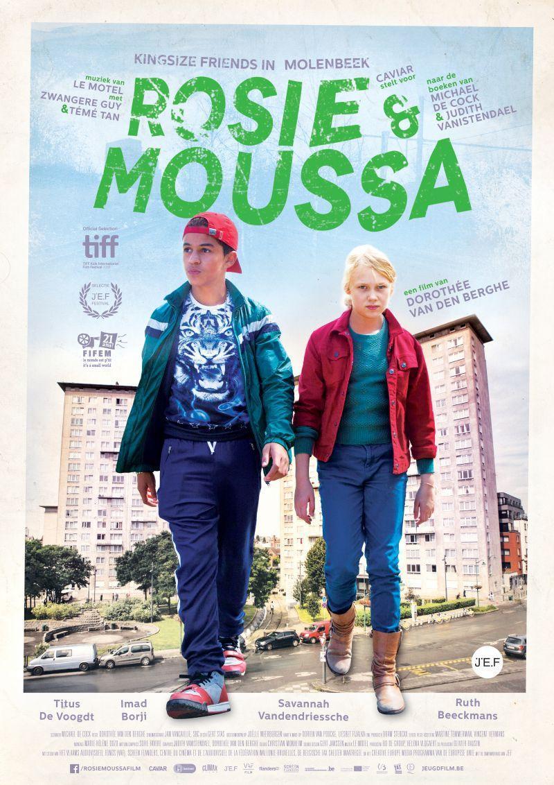 Poster Rosie & Moussa