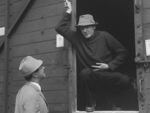 Nand Buyl, Jan Reussens in Axel Nort
