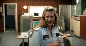 Eva Binon in Patrouille Linkeroever