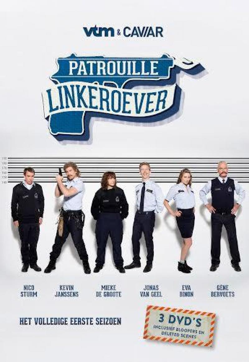 Poster Patrouille Linkeroever