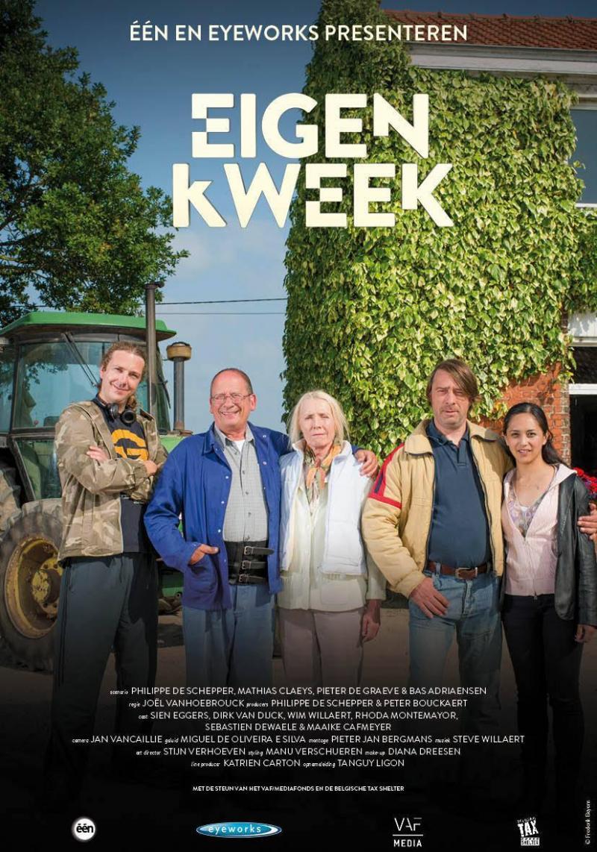 Poster Eigen kweek
