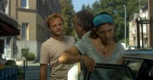 Olivier De Smet, Michel Van Dousselaere, Joke Devynck in Vleugels (2006)