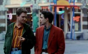 Tom Van Bauwel, Michaël Pas in Boys (1991)
